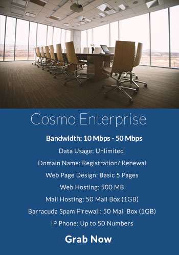 Value Internet Package For Corporate Users